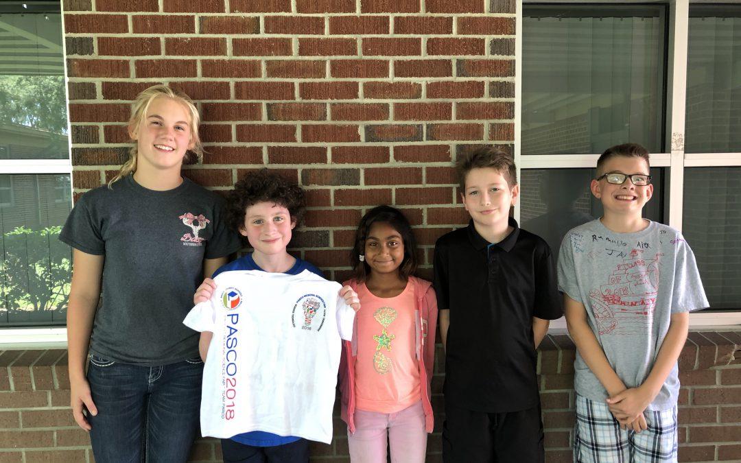 Congratulations PES District STEM Fair Participants!